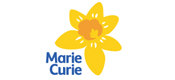Marie Curie Cancer Care Logo